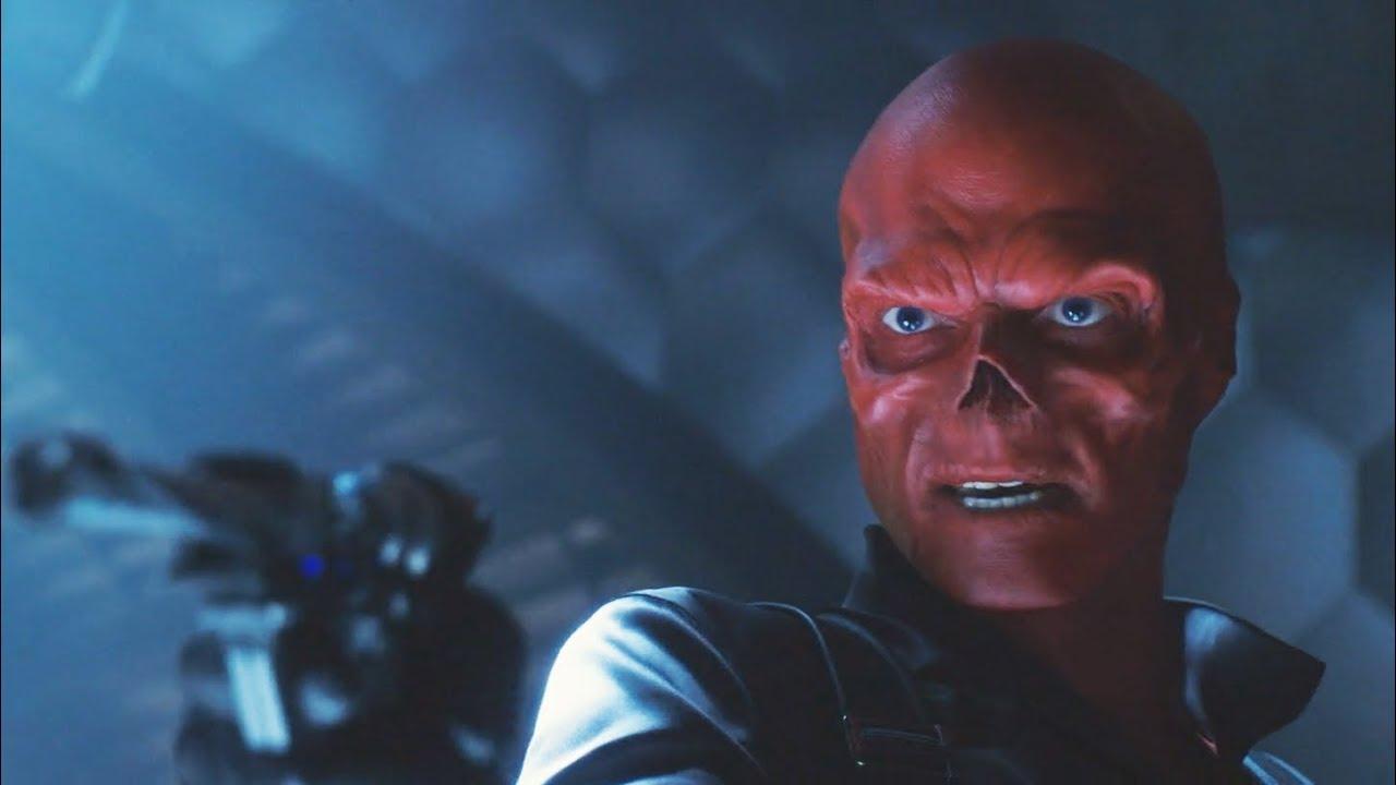 Красный череп / Иоганн Шмидт Хьюго Уивинг -Первый мститель (2011)