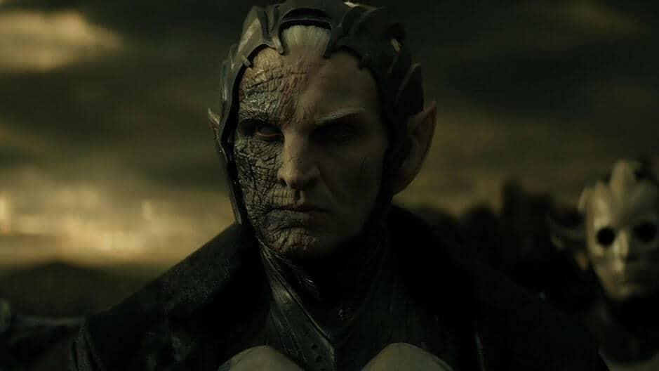 Малекит Проклятый Кристофер Экклстон -Тор 2: Царство тьмы (2013)
