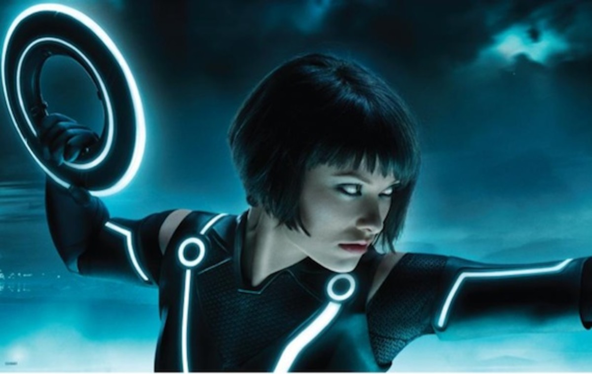 Трон: Наследие (Tron: Legacy) 2010