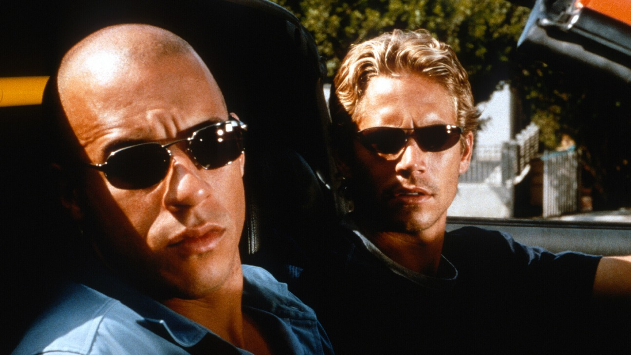 Форсаж (The Fast and the Furious) 2001