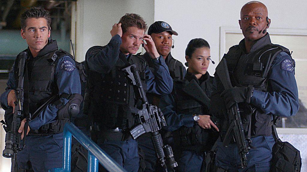 S.W.A.T.: Спецназ города ангелов (S.W.A.T.)2003