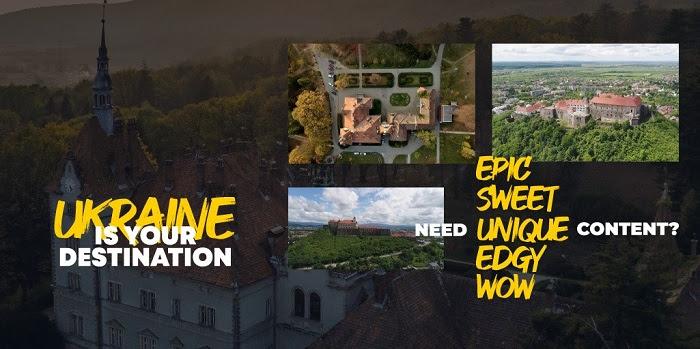 Ukraine Is Your Destination