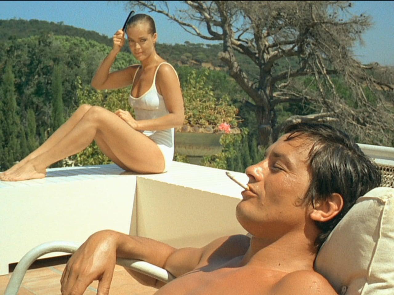 Бассейн (La piscine)1969