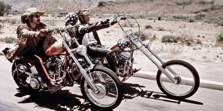 Беспечный ездок (Easy Rider)1969