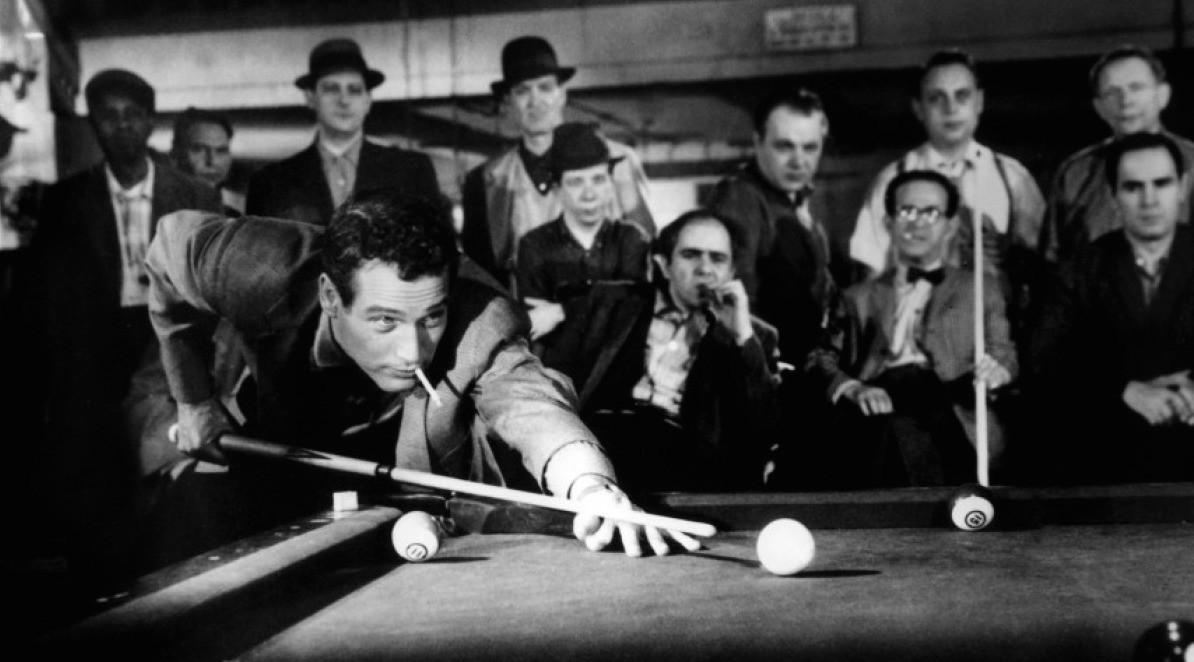 Бильярдист (The Hustler)1961