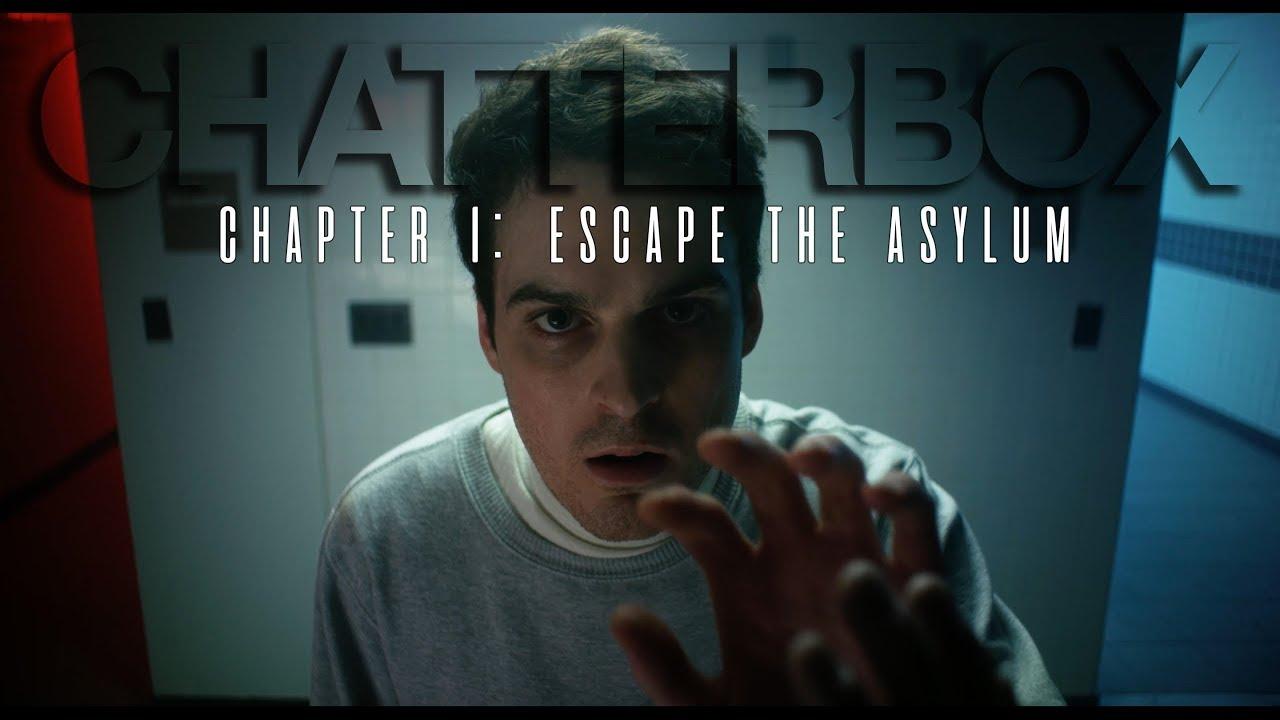 Болтун: побег из убежища (Chatterbox: Escape the Asylum) 2017
