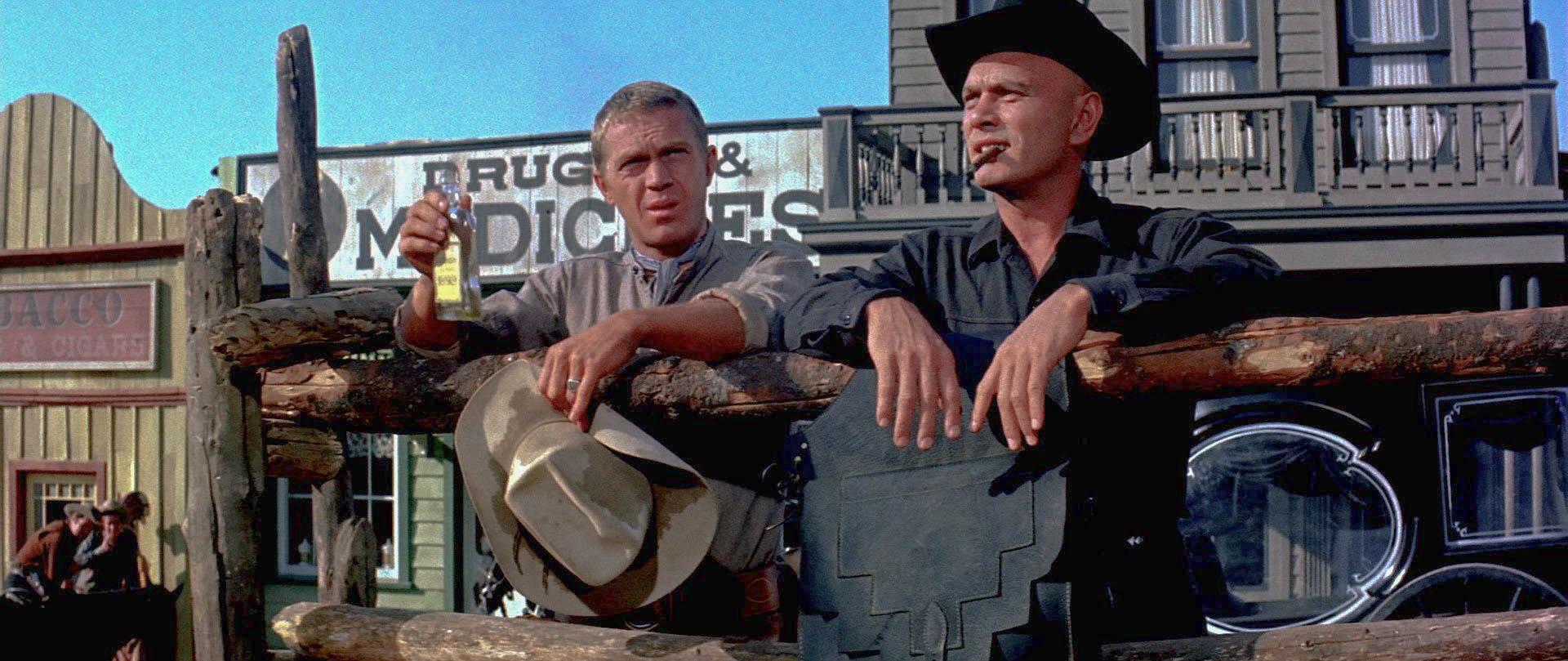 Великолепная семерка (The Magnificent Seven)1960