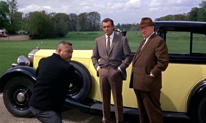 Голдфингер (Goldfinger)1964