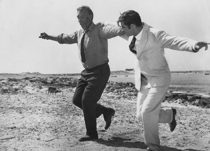 Грек Зорба (Alexis Zorbas)1964