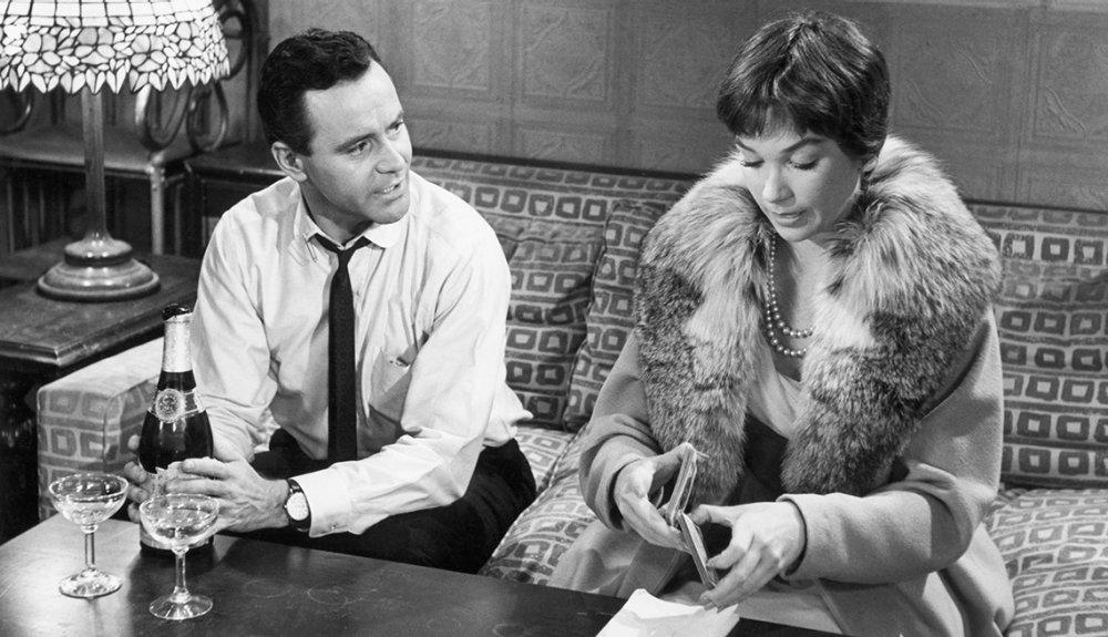 Квартира (The Apartment)1960