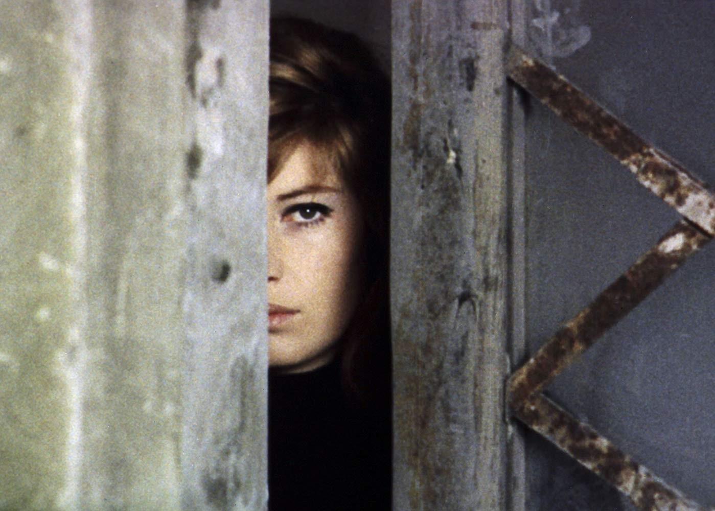 Красная пустыня (Il deserto rosso)1964