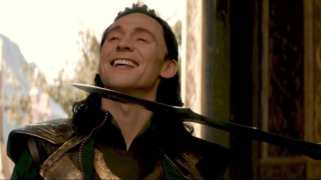 Локи Том Хиддлстон -Тор (2011), Мстители (2012), Тор 2: Царство тьмы (2013)