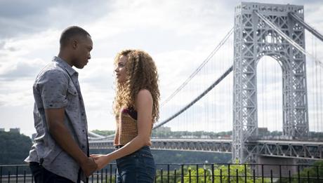 На висотах Нью-Йорка фільм 2021