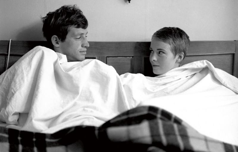 На последнем дыхании (À bout de souffle)1960