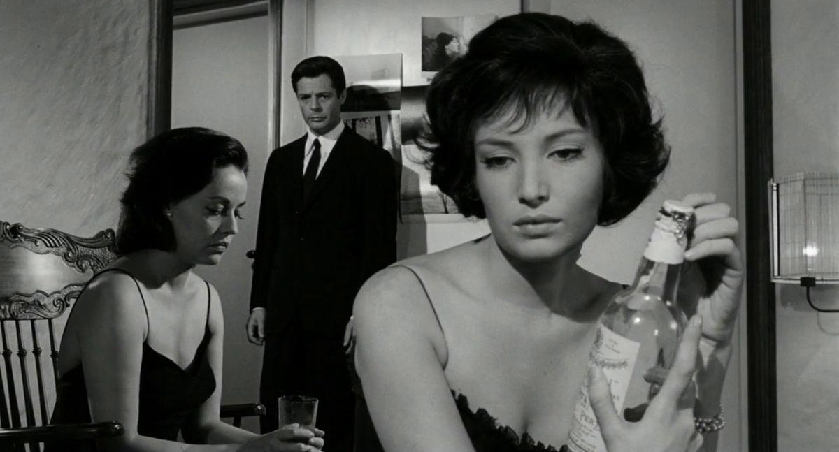 Ночь (La notte)1961