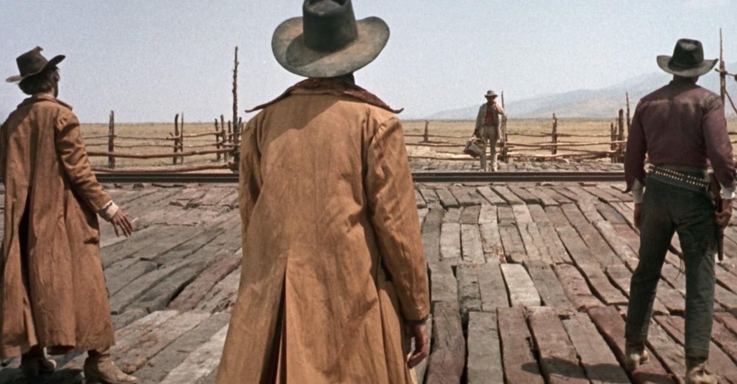 Однажды на Диком Западе (C'era una volta il West)1968