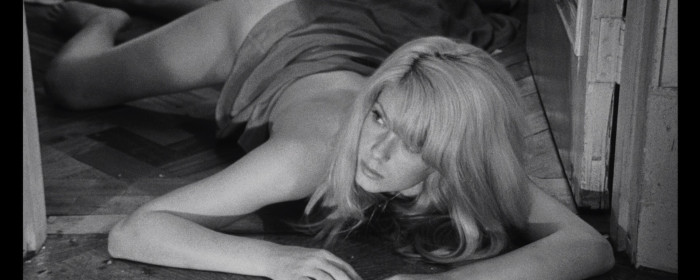 Отвращение (Repulsion)1965