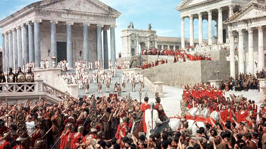 Падение Римской империи (The Fall of the Roman Empire)1964