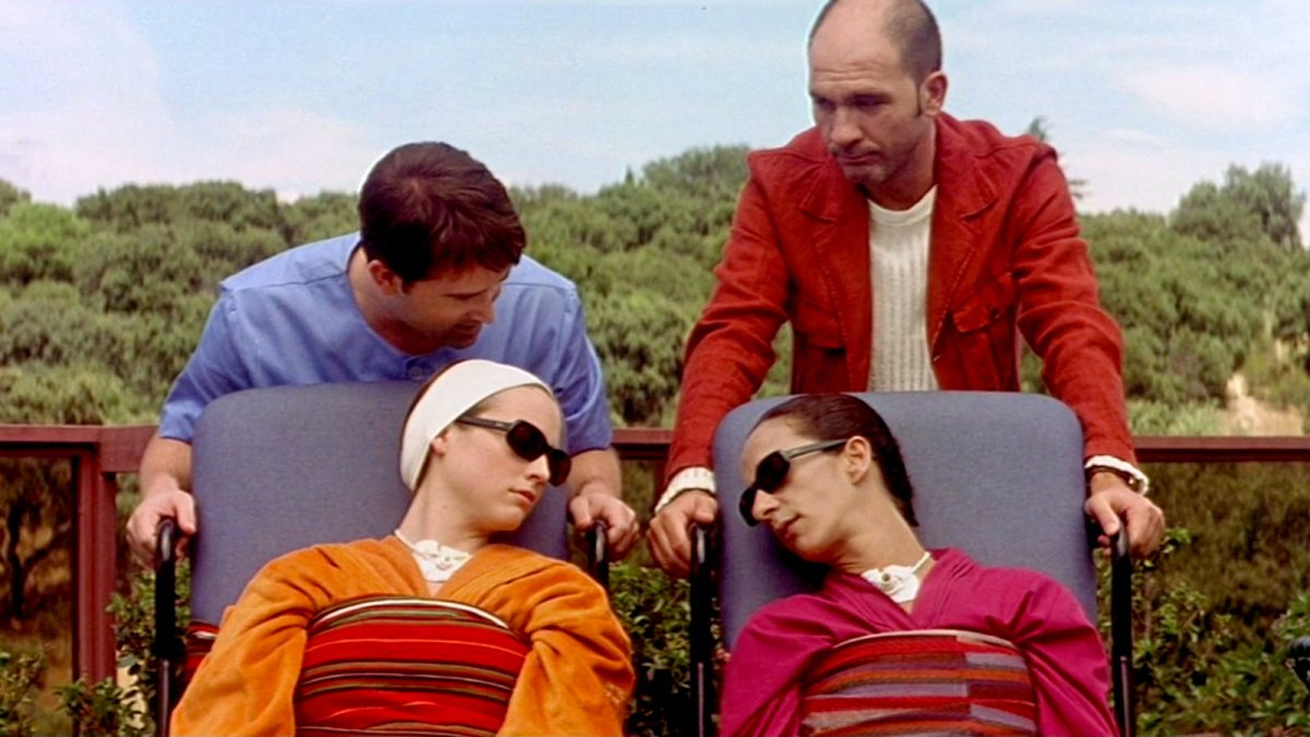 Поговори с ней (Hable con ella, 2002