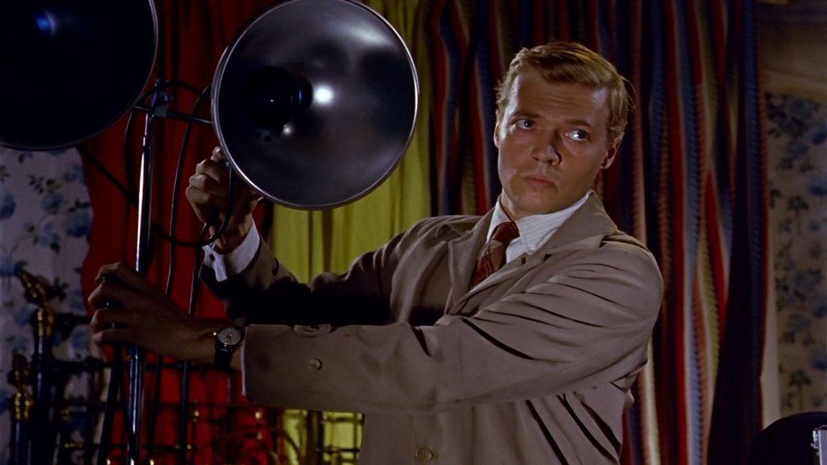Подглядывающий (Peeping Tom)1960