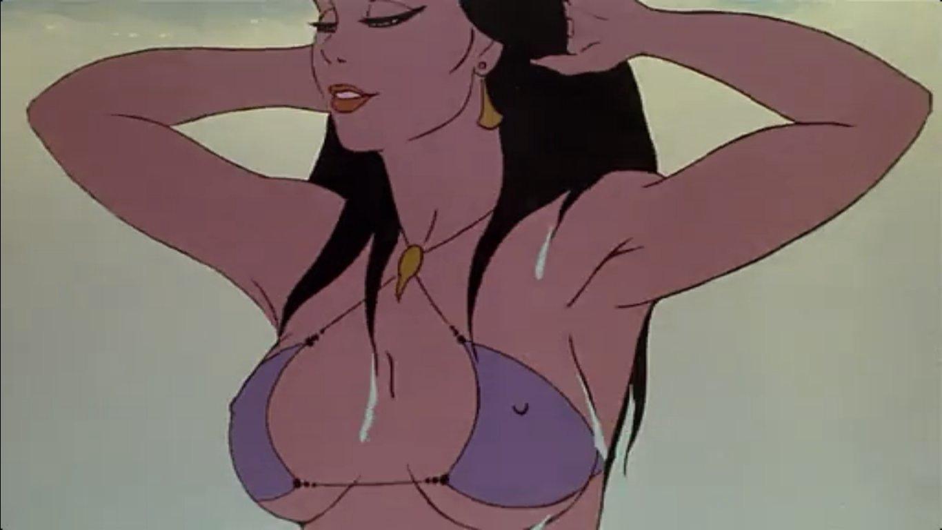 Принцесса Тигра из «Огонь и лед»