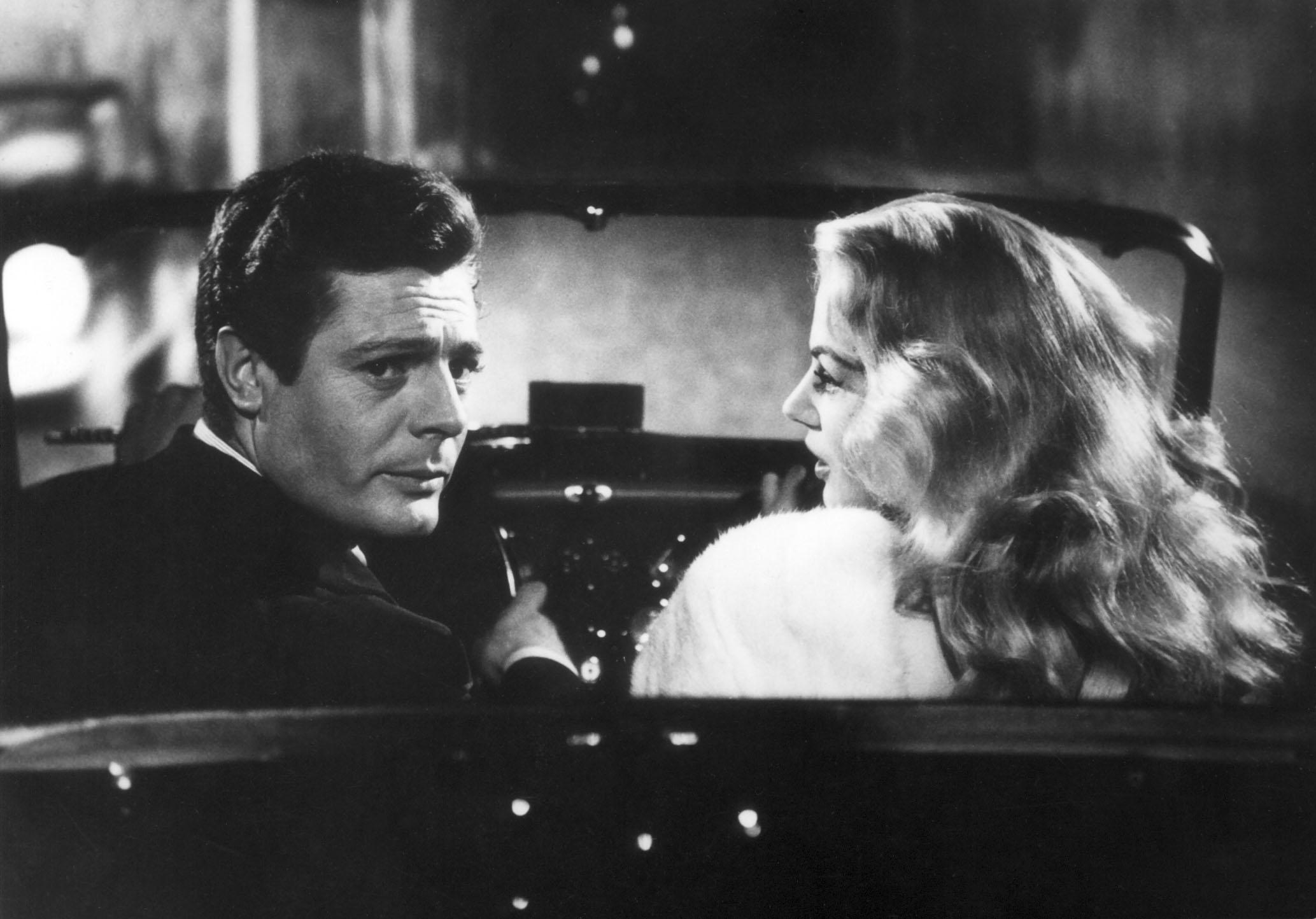 Сладкая жизнь (La dolce vita)1960