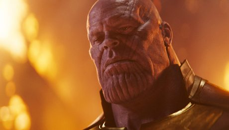 Танос Джош Бролин -Мстители: Финал (2019), Мстители: Война бесконечности (2018), Стражи Галактики (2014)