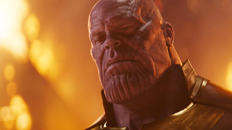 Танос Джош Бролин - Мстители: Финал (2019), Мстители: Война бесконечности (2018), Стражи Галактики (2014)
