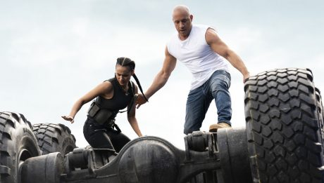 Форсаж 9 Нестримна сага Fast and Furious 9