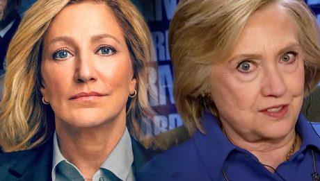 Эди Фалко звезда Клана Сопрано сыграет Хиллари Клинтон в Американской истории преступлений