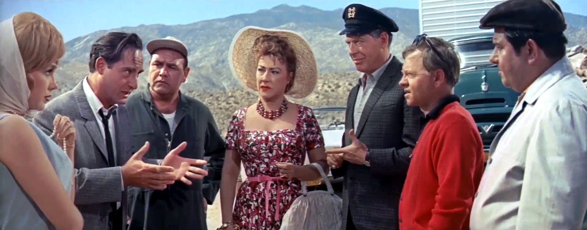 Это безумный, безумный, безумный, безумный мир (It's a Mad Mad Mad Mad World)1963