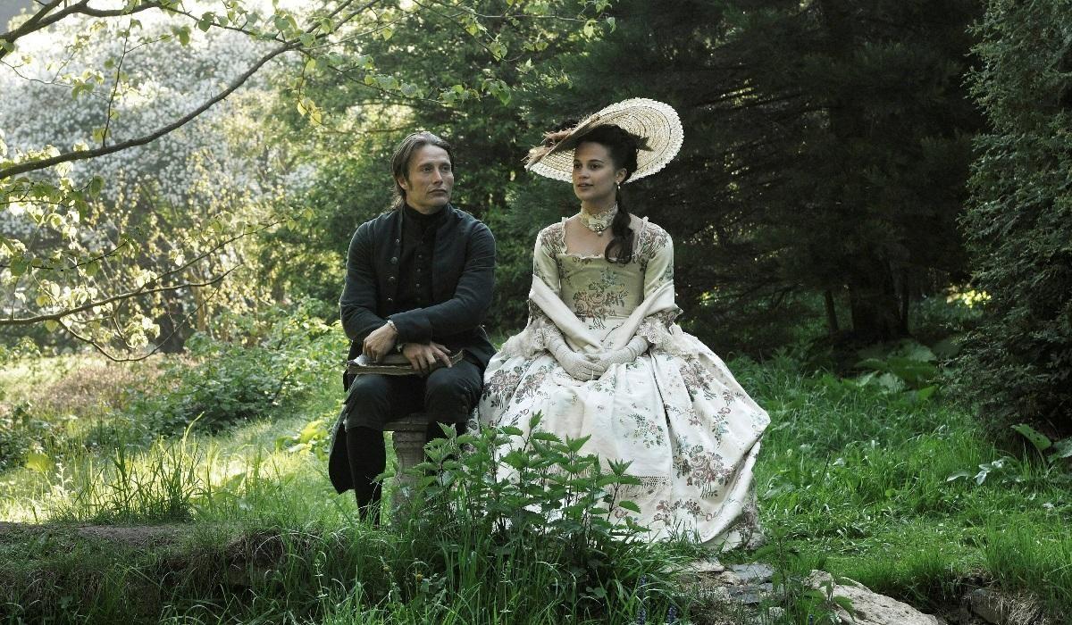 Королевский роман (A Royal Affair, 2012