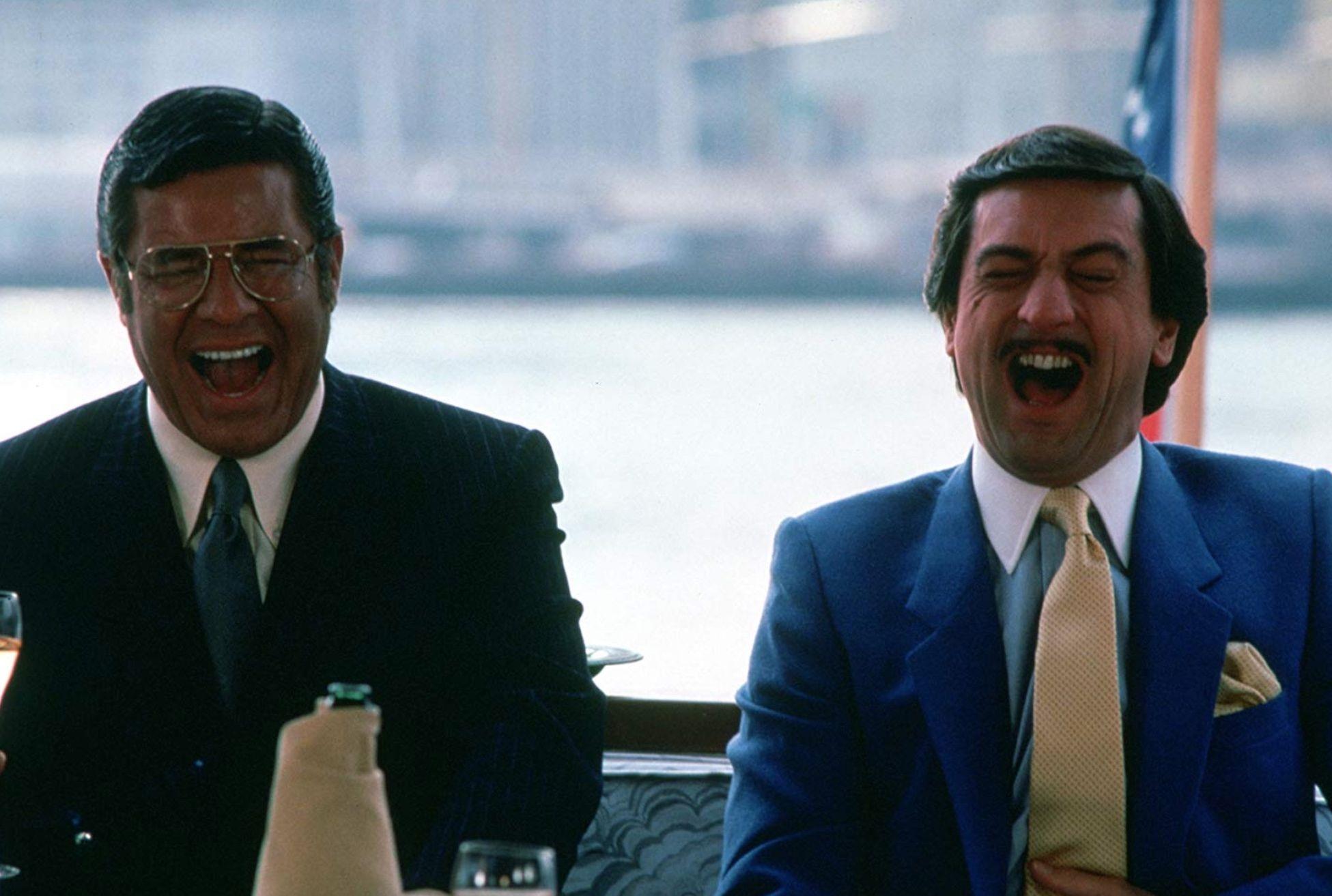 Король комедии (The King of Comedy) 1982