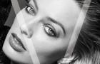 Марго Робби снялась в элегантной фотосессии для Elle