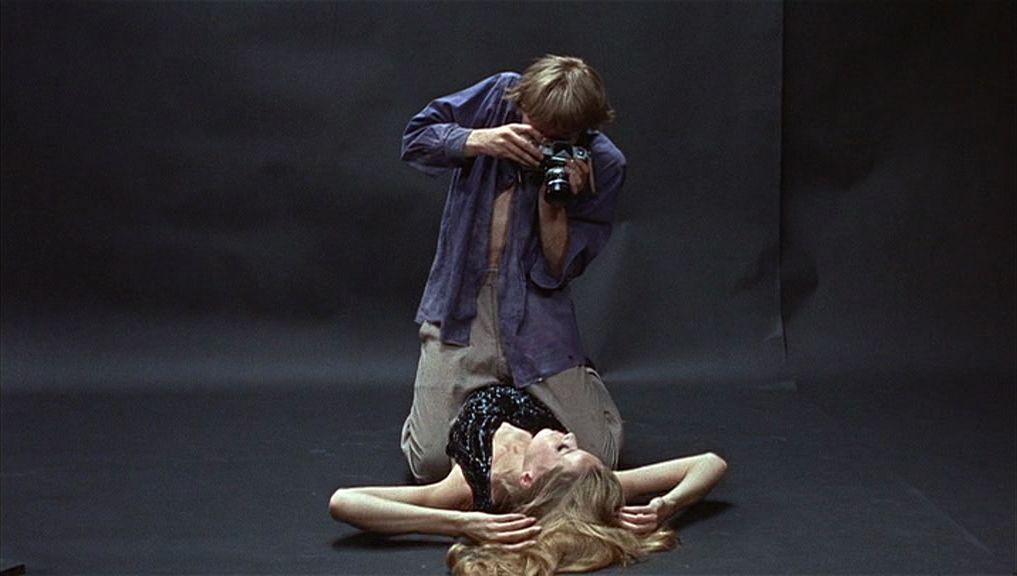 Микеланджело Антониони Фотоувеличение Blow Up