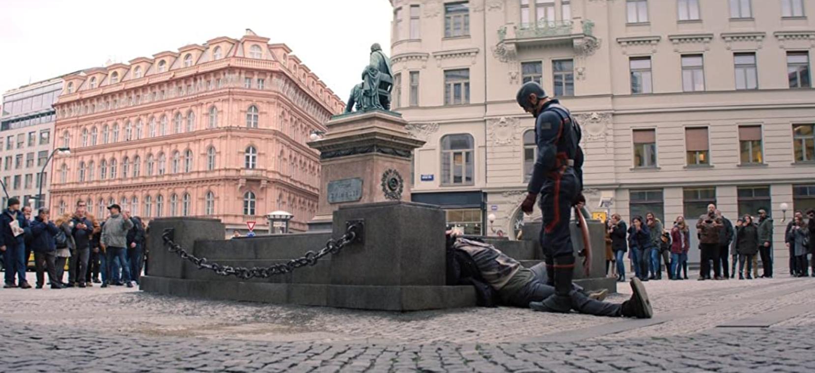 Сериал Сокол и Зимний солдат 4 серия