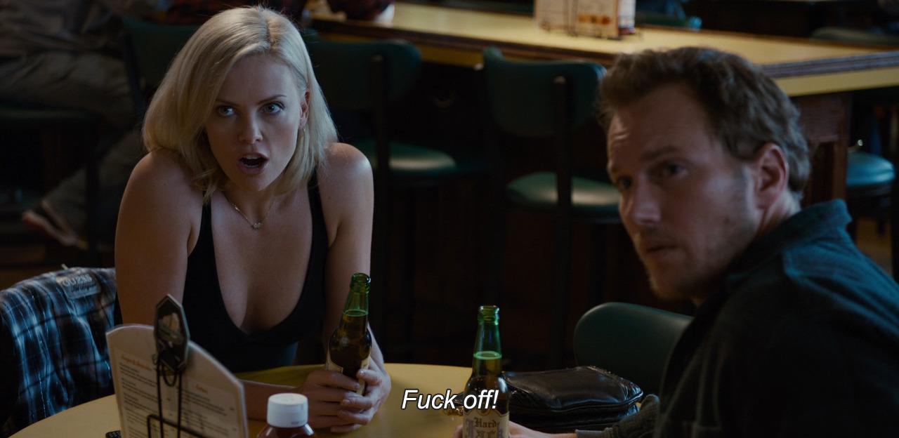 Бедная богатая девочка (Young Adult)2011