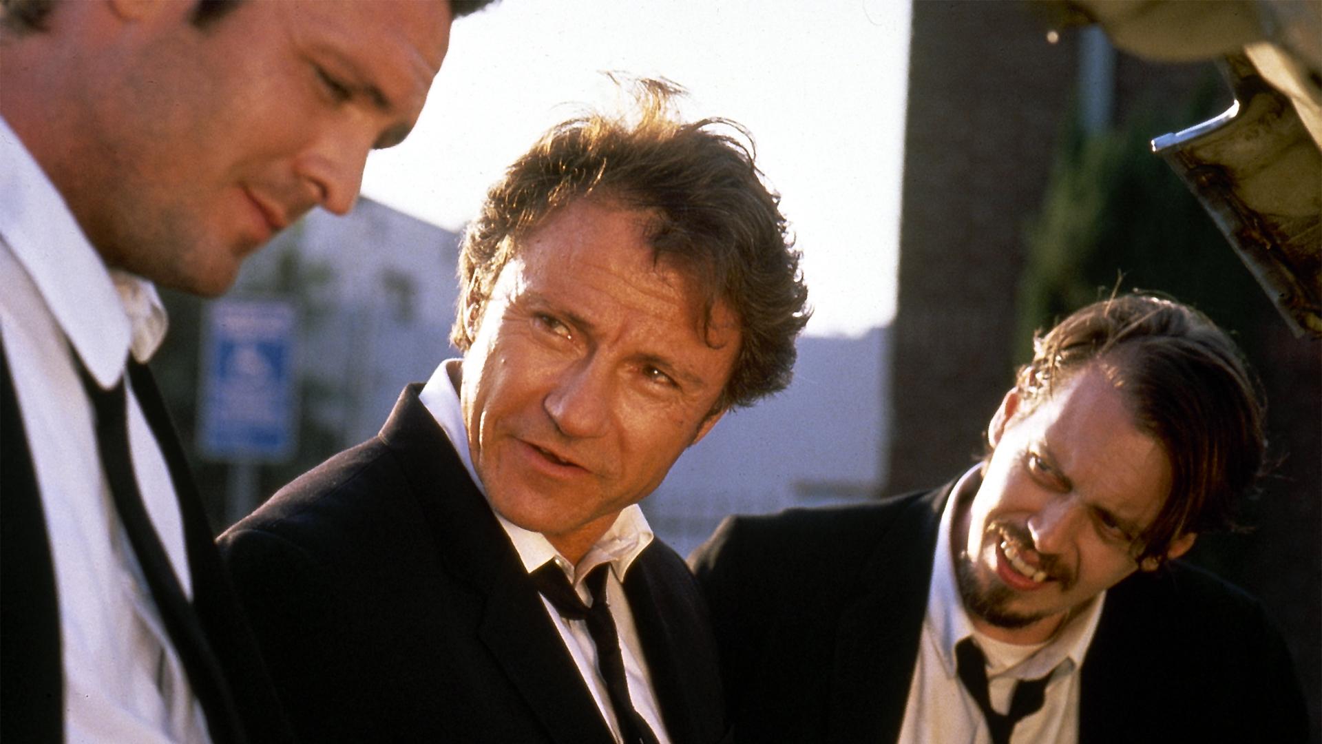 Бешеные псы (Reservoir Dogs) 1992