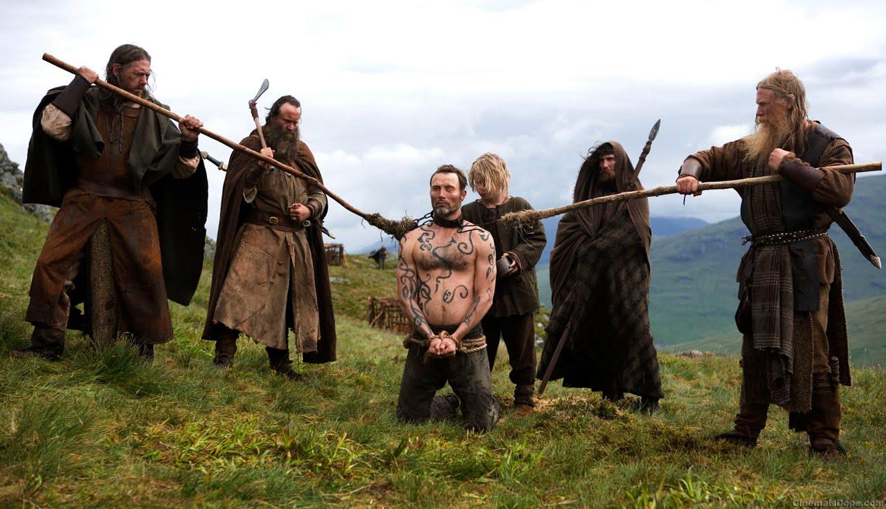 Вальгалла Сага о викинге (Valhalla Rising, 2009 лучшие фильмы Николаса Виндинга Рефна