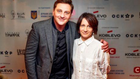 В'ячеслав Довженко, Наталка Ворожбит