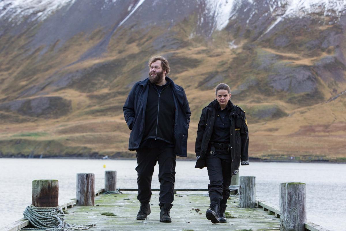 Капкан (Ófærð, 2015 скандинавские детективные сериалы