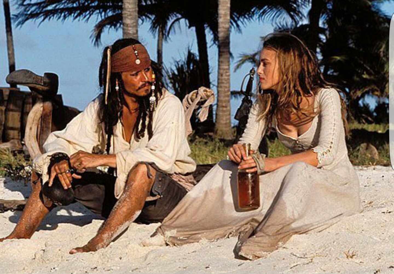 Пираты Карибского моря Проклятие Черной жемчужины (Pirates of the Caribbean The Curse of the Black Pearl, 2003