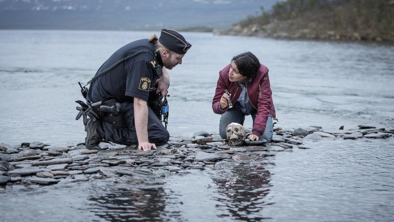 Полуночное солнце (Midnight Sun, 2016 детективные скандинавские сериалы