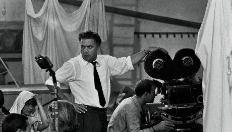 італійський режисер Федеріко Фелліні
