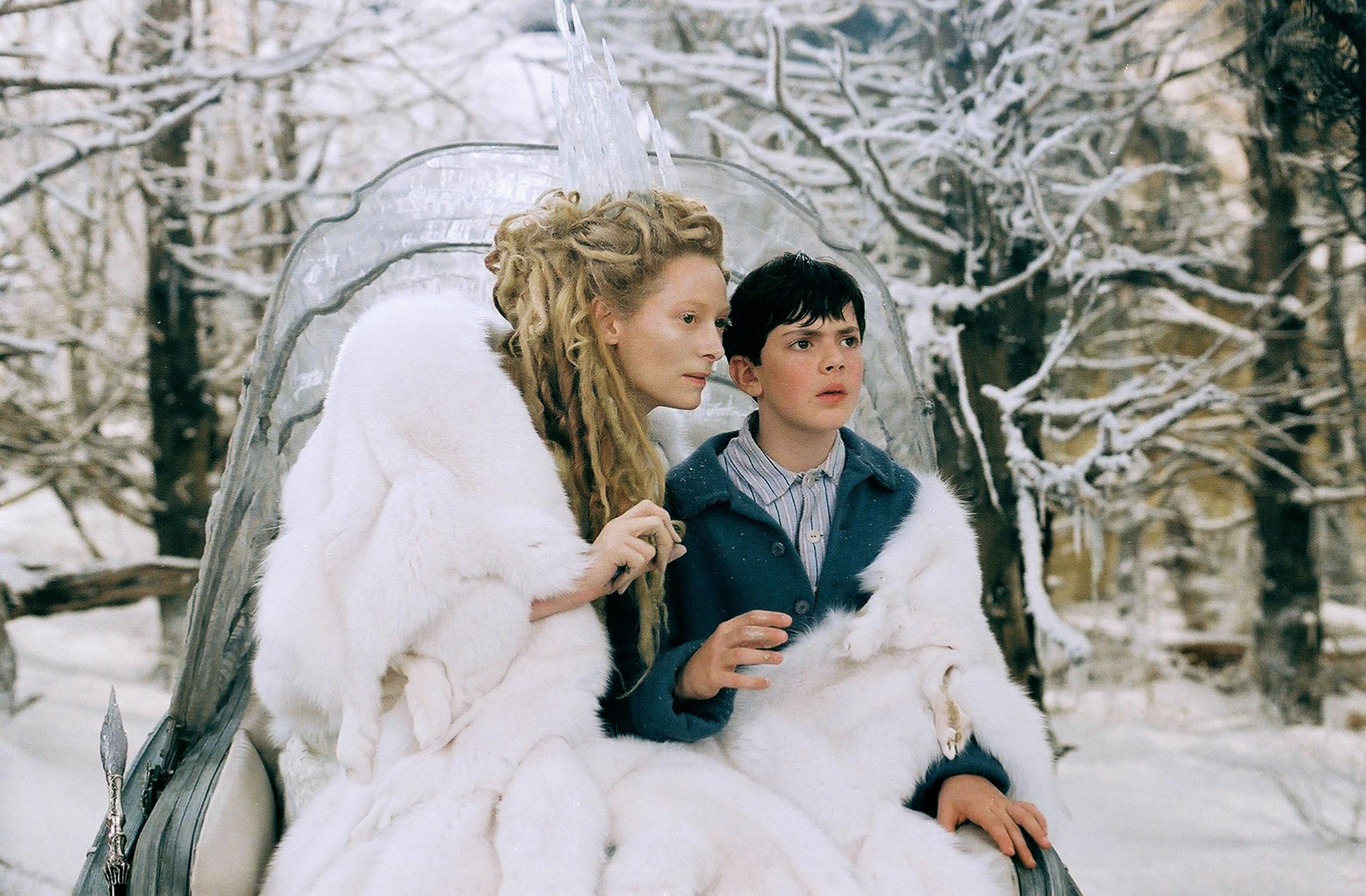 Хроники Нарнии Лев, Колдунья и волшебный шкаф (The Chronicles of Narnia The Lion, the Witch and the Wardrobe, 2005