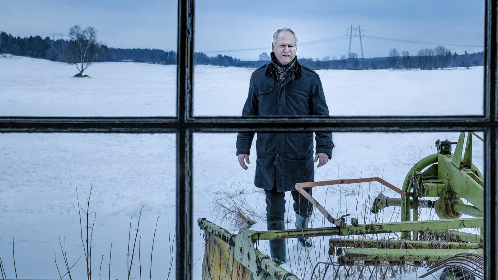 Что спрятано в снегу (Det som göms i snö, 2018