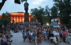 У Києві вдруге відбудеться «Кіновернісаж просто неба» у парку ім. Шевченка
