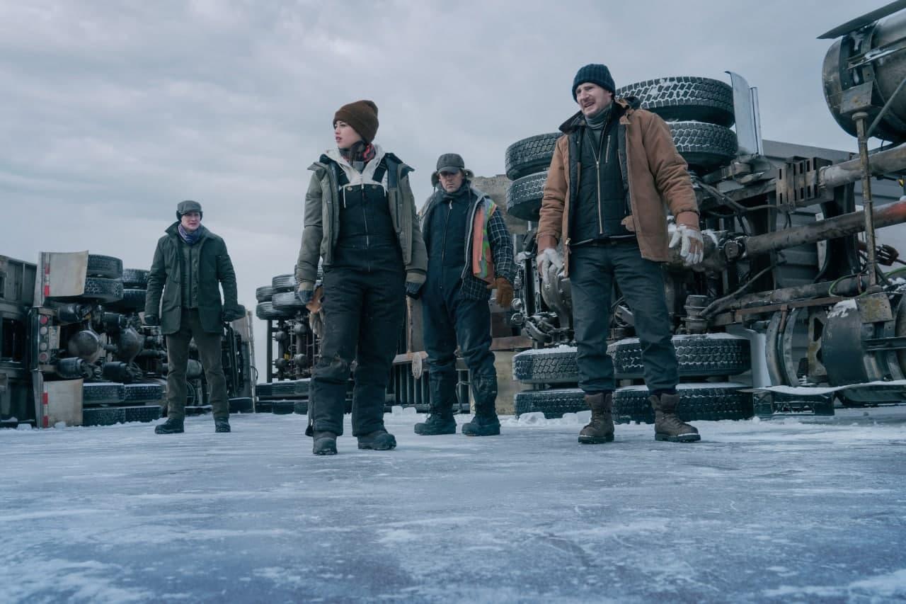 Льодовий дрифт фільм