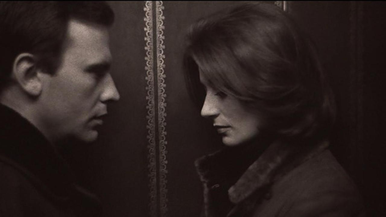 лучшие французские фильмы Мужчина и женщина (Un homme et une femme, 1966