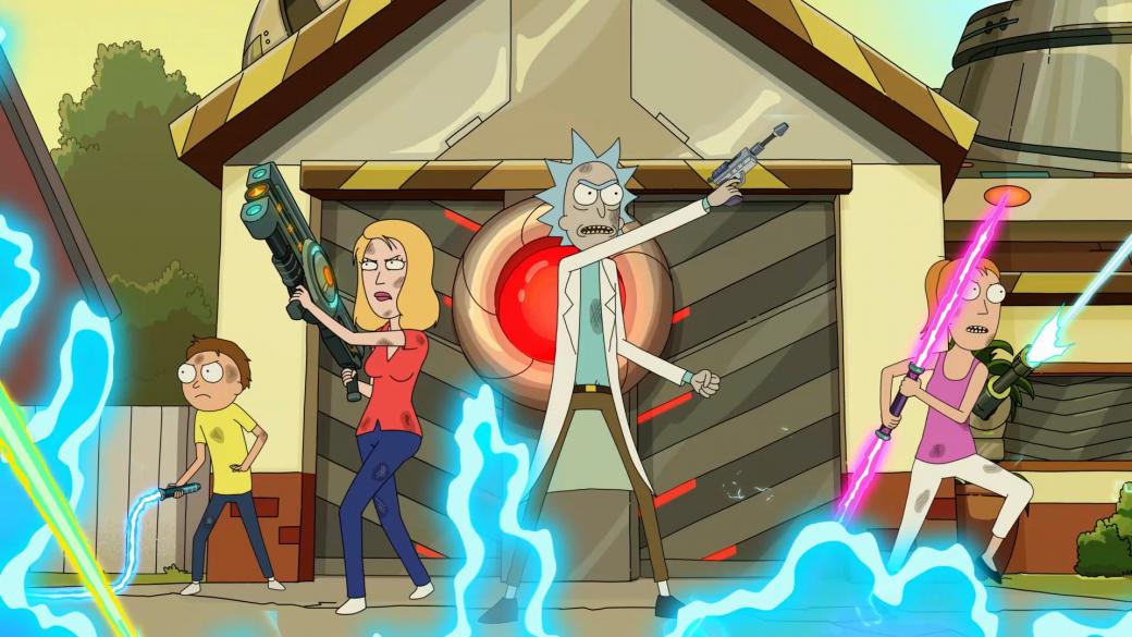 Рик и Морти (Rick and Morty), 5 сезон